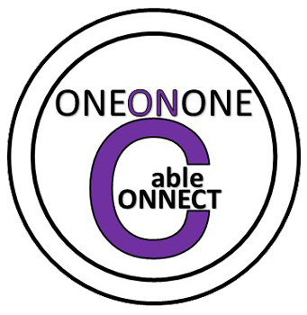 One On One Cable Connect LLC Logo